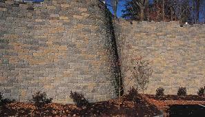 building blocks retaining walls