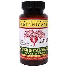 Whole World Botanicals, Super <b>Royal Maca</b>- Buy Online in ...