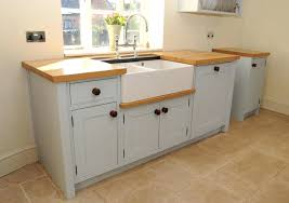 freestanding farmhouse sink free standing kitchen cupboards cabinets storage stand alone unit ikea f