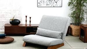 modern japanese furniture. Modern Japanese Furniture Single Seat Sofa Bed Fabric Living Room Uk W