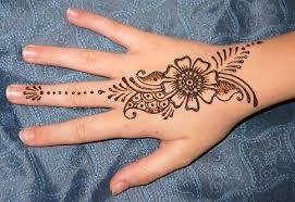 Easy Henna Patterns