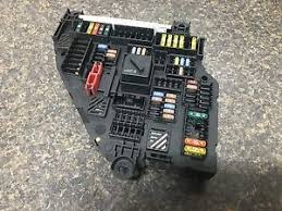 2011 2012 2013 2014 bmw x3 f25 trunk mounted fuse box assembly 2012 bmw x3 fuse box diagram image is loading 2011 2012 2013 2014 bmw x3 f25 trunk