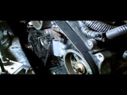 toyota timing belt replacment youtube Innova Timing Mark toyota timing belt replacment innova timing mark
