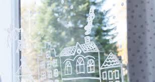 Fensterdeko Fuer Weihnachten Im Kinderzimmer Schön Bei Dir