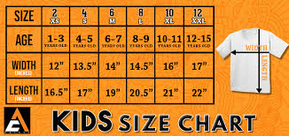 Boys Shirt Size Chart By Age 5 Year Old Boy Shirt Size Avalonit Net