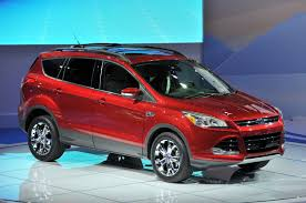 2013 Ford Escape: LA 2011 Photo Gallery - Autoblog