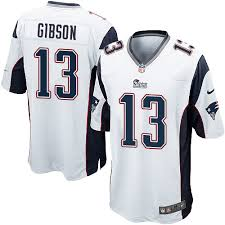 Gibson Official New - Authentic Jerseys Store Nfl Brandon Jersey Patriots England