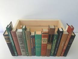 Decorative Faux Book Boxes 100 best Faux Book Boxes images on Pinterest Book bins Book 2