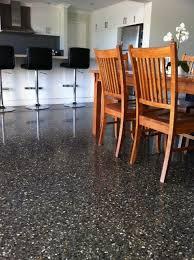 dark polished concrete floor. Fine Concrete Polished Concrete Floor New Residential Development Jurien Bay For Dark Floor I
