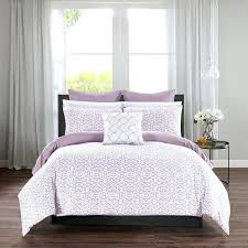 lavender and grey bedding chic home lavender piece bed in a bag reversible comforter set christy lavender and grey bedding