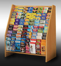 Crisp Display Stand Impressive Printing Lingo What Is A Rack Card Formax Printing