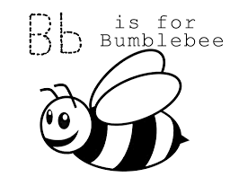 Coloring Pages of Bumble Bee | Preschool lesson plan activites ...