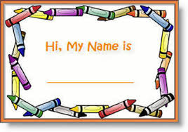 Sample Name Badge Free Name Templates Magdalene Project Org