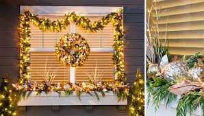 Christmas Window Box Decorations Decorate Your Windows for Christmas 25
