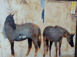 Ballard Designs Horse Art Wild Horses Art Work From The Dump Store Lombard Il Art