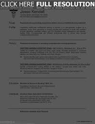 Free Resume Builder For Nurses Resume Template For Nurses Resume