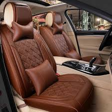 car seat cover seats covers leather for