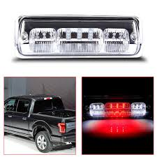 2008 F150 Brake Light Bulb Amazon Com High Mount Brake Light Lamp Replacement Rear