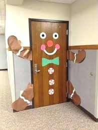 office door christmas decorations. Unique Christmas Door Decorations Decorating Ideas Contest On Front Diy . Office N
