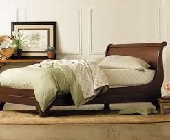 mahogany sleigh bed. Beautiful Bed Stratford Mahogany Sleigh Bed Queen For Bed