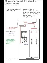 murata okr t 10 wiring diagram box mod schematy diy dual parallel mosfet box mod diagram