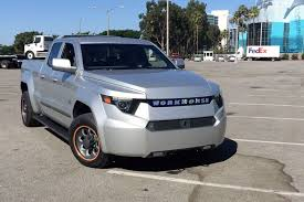 First Drive: Workhorse W-15 Electric Pickup Truck Offers Speed and ...