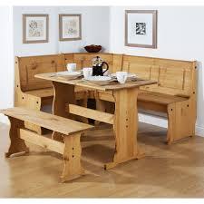 hardwood unpolished dining set design dining room l shaped clear coating dining bench with back and rectangu