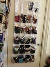 Makeup Wars - Makeup Storage (polish insomniac) | Makeup storage and Makeup  organization
