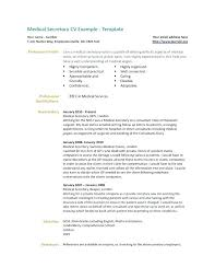 Secretary Resume Objectives Secretarial Resume Templates Example For ...