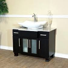 Vessel Sink Vanity Fabulous Bathroom Bowls With Amazing Of  Bowl On Top L3