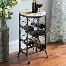 wine rack table. Wonderful Table Chardonnay Wood And Metal Wine Rack Table Kirklands In Tables Plan 3 Intended W