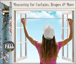 how to measure for curtains ds other window coverings fabulous fall with fabric com
