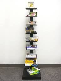 Image of: Spine Bookcase
