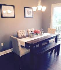 decorating ideas for dining room tables. Wonderful For Bench Dining Room Sets Stunning Table Seat  Seating And Traditional  And Decorating Ideas For Dining Room Tables P