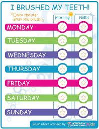 Teeth Cleaning Chart Free Tooth Brush Chart Free Printable Savings Charts Teeth