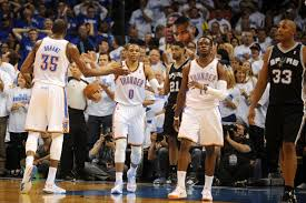 Okc Depth Chart Oklahoma City Thunder All Time Starting Lineup