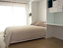 View in gallery Chic hideaway bed
