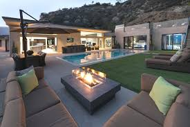 modern one story house cozy modern single story house design adorable home modern double y house