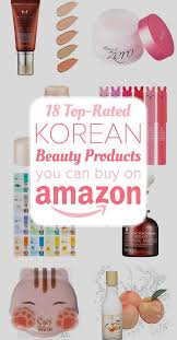 18 top rated korean beauty s you can on amazon gotta try em all 3