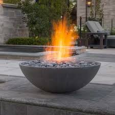 fire pits linnea concrete fireplace surround