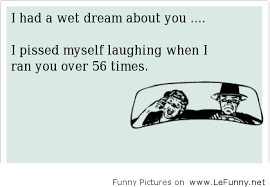Funny Dream Quotes Best of A Wet Dream About You