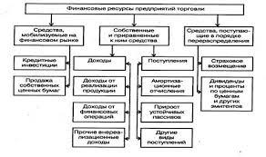 Курсовая работа Финансовые ресурсы организации Источниками формирования финансовых ресурсов сети Эксперт в организационно экономическом отношении являются собственные и приравненные к ним средства