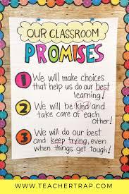 5 Alternatives To The Clip Chart Classroom Behavior