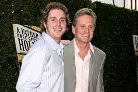 kirk douglas actor producer author com cameron douglas and michael douglas