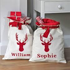 Best 25 Santa Sack Ideas On Pinterest  Christmas Sack Ideas Diy Personalised Christmas Gifts Australia