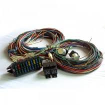 wiring harness auto wire harness wire and cable assembly customized chassis harness wire assembly