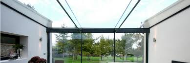 structural glass roofs