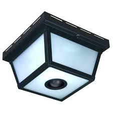 outdoor motion sensor light motion sensor outdoor light fixture square 4 light black motion sensing outdoor