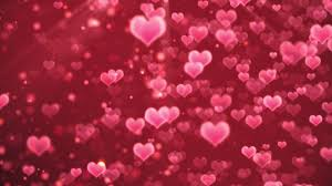 Romantic Hearts Background 1 Motion Background Storyblocks Video