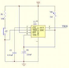 simple home alarm burglar alarm circuit diagram using ic 555 at Sample Schematic Diagram For Alarm